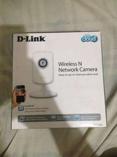 D-LINK Wireless N Network Camera Brand New