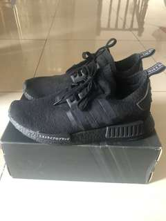 NMD R1 pk Triple Black Japan Size 9 US