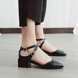 黑色高跟鞋(只限荔景地鐵站交收,不設試穿)