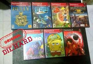 Original PS2 games