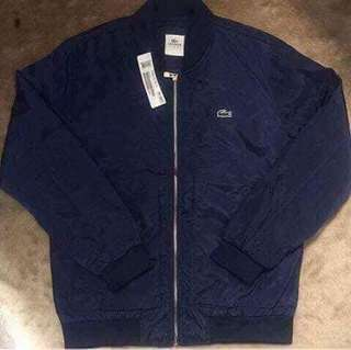 Lacoste water resistant unisex jacket