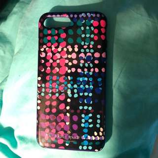 Kate spade iPhone 7/8plus case