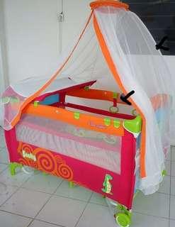 Baby Box merk Cocolatte CL 3500