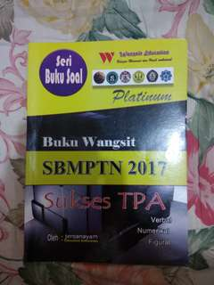 BUKU WANGSIT 2017 ALL IN ONE