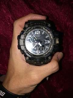 Jam tangan merk G-Shock