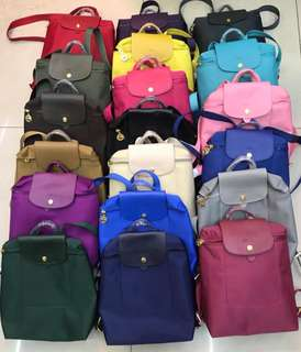 Longchamp Backpack Neo