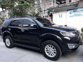 2014 Fortuner 4x2 Diesel V variant AT