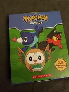 Pokemon Phonics Set