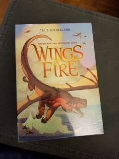 Wings of Fire - The First Five Books