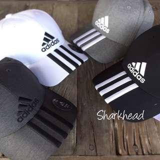 🚚 Adidas Sports caps 愛迪達 老帽 鴨舌帽 復古 可調式