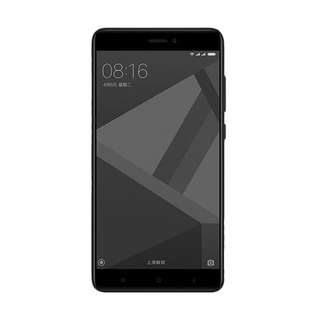 Kredit Xiaomi Redminote 4X Black 3/32GB Garansi Distributor