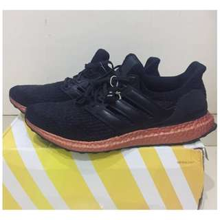 UltraBOOST 3.0 LTD TECH RUST