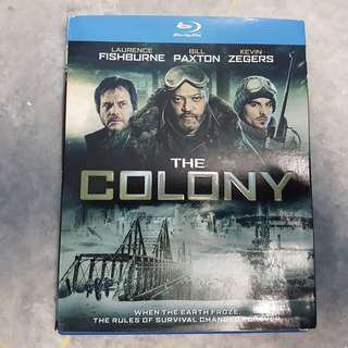 The Colony [Blu-ray] ( Slipcover) USED