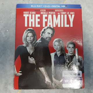 Family [Blu-ray] ( Slipcover) USED