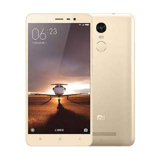 Kredit Redminote 3 Pro 3/32 Gold Garansi Distributor