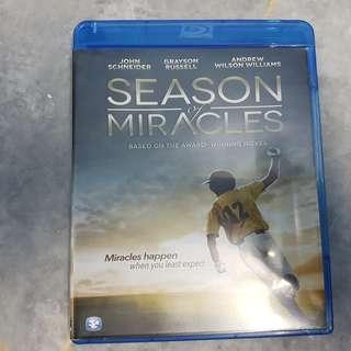Season of Miracles [Blu-ray] USED