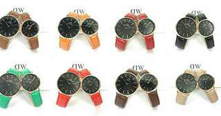 WD Couple Watches