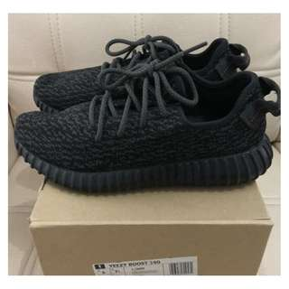 YEEZY BOOST 350 V1 PIRATE BLACK