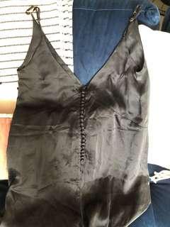 Silk Laundry Jumpsuit