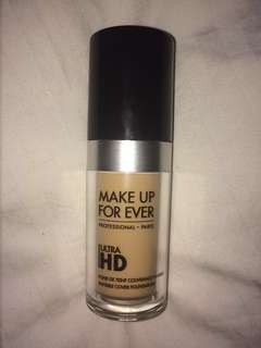 Make Up Forever Ultra HD Foundation - Y225