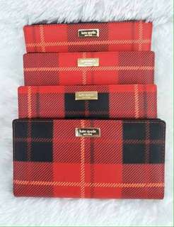 Kate Spade bags and wallets