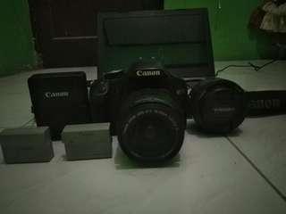 Canon 500d (BU)