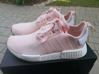 Adidas NMD R1 Light Pink Size 8
