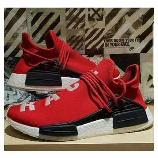 NMD Pharell Williams Human Race Red