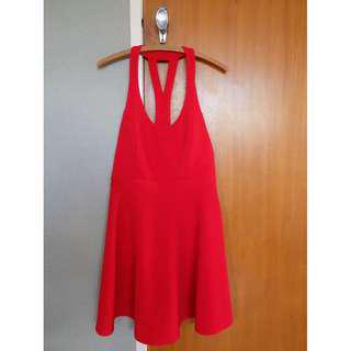 Minkpink Red Dress