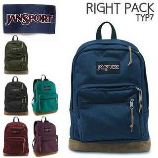 Jansport rightpack