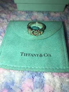 💯 Authentic TIFFANY & CO. Paloma Picasso Ring