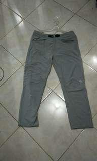 Celana panjang quickdry mountainhardwear original