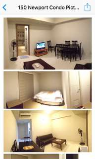 RUSH SALE!! 150 Newport Boulevard One Bedroom Condo Unit