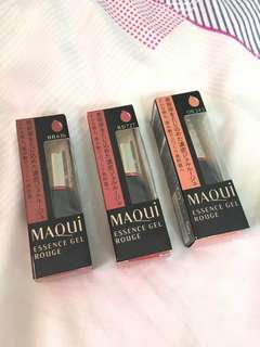 Maquillage Essence Gel Rouge (3 colours)
