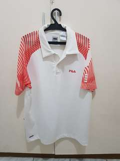Authentic FILA Polo Shirt
