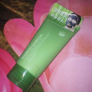 Nature Republic bamboo clay mask