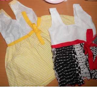 Baby girl's dress - Take both