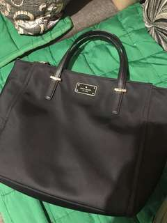 Kate Spade Canvas Sling Bag