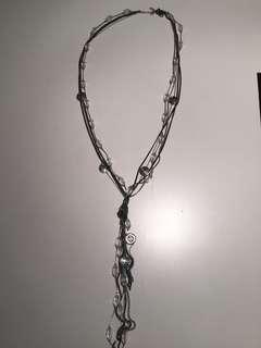 Armani Exchange Long Necklace