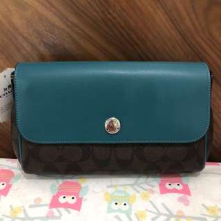 Brand new and authentic Coach crossbody bag