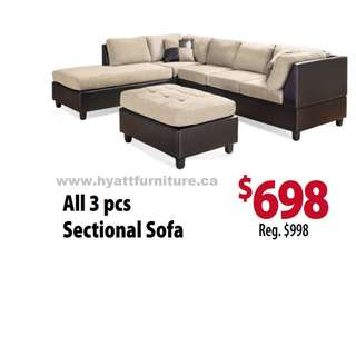 Brand new Sectional Sofa set