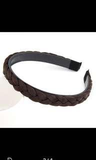 Wig hairband