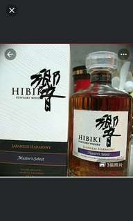 日本威士忌🇯🇵🇯🇵-三得利-響-Master's Select
