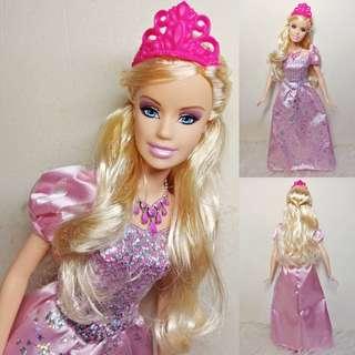Barbie princess annaliese