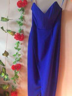 Piper lane blue dress