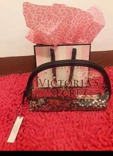 ✔SALE 💯authentic victoria secret pouch