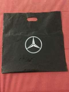 Mercedes Benz Plastic Bag #Ramadan50