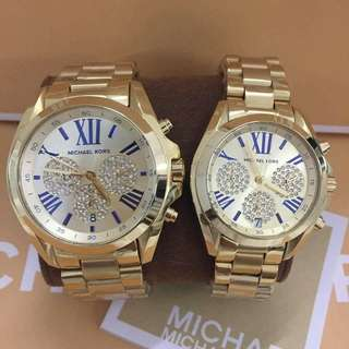 Michael korrs Couple Watches