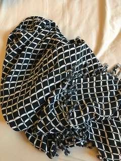 Aritzia Wilfred Light scarf
