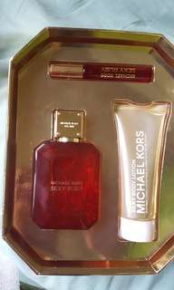 MichaelKors perfume set sexyruby